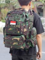Tas Army Mulitifungsi Ransel Tactical Punggung Laptop PX320 Kuat Awet Kain Waterproof Tebal Berkualitas