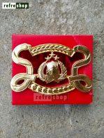 Emblem Baret Brimob Aklirik Mirror Elegan Berkualitas EBLBR7001HM