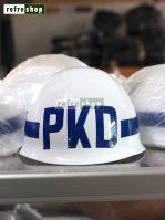 Helm PKD Security Petugas Keamanan Dalam Kuat Berkualitas HPKD0203KSK