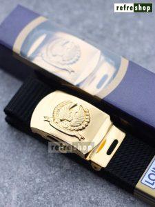 Ikat Pinggang PDH PT.KAI Loind Gesper IPKKA55011LI Bahan Kuningan Kokoh Mewah Artistik