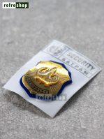Lencana Kewenangan Security atau Satpam Kecil KWNSC1001JM Model Elegan Mewah Bahan Berkualitas