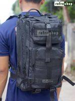 Tas Ransel Army Multifungsi Tactical Punggung Laptop PV432HD Kain Tebal Waterproof