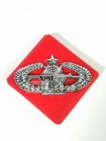Brevet Wing Hirbak  Elegan Mewah Tahan Lama BWH012