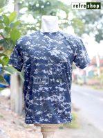 Kaos Militer TNI Loreng KLBS1 Lembut Nyaman Awet Adem