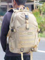 Tas Ransel Laptop Punggung Multifungsi Tactical Army PX375 Kuat Waterproof Berkualitas