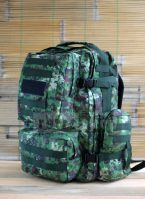 Tas Tactical Army Ransel Punggung Laptop Militer PX320HL Multifungsi Kuat Tahan Lama Kain Waterproof