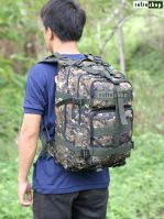 Tas Punggung Militer Laptop PX423 Stylish Multifungsi Nyaman Awet