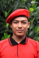 Topi Baret Merah Kopasus BRM1 Lembut Bisa Dibentuk