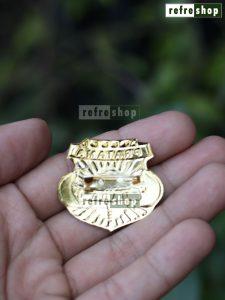 Lencana Gada Pratama Mewah Elegan Security Fiber GP03FBHM Refreshop