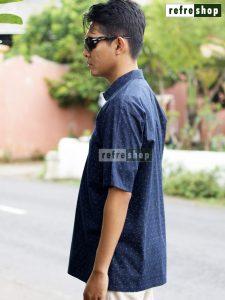 Baju Lengan Pendek Pria Kemeja Pria Baju Katun Lembut Baju Nyaman Berkualitas BFP10303YH