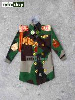 Gantungan Sepion Kaca Mobil Elegan Dan Mewah Miniatur Baju Seragam Akmil TNI AD GMS0205CH