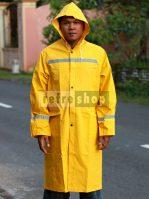 Jas Hujan JHYL02KS Waterproof Nyaman Awet Tahan Lama