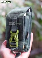 Tempat HP Tactical Army  Puch Double Tas Handphone 5 Inch PV219HD Awet Berkualitas