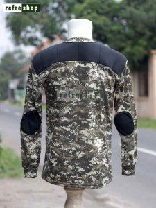 Kaos Loreng Lengan Panjang Tactical Army Acupat KLSACP0409DD Nyaman Lembut Awet Tahan Lama