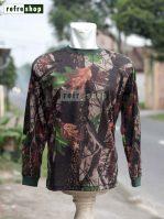 Kaos Motif Loreng Perbakin Tactical Army Nyaman Dan Lembut Model Lengan Panjang KPBP0902DD