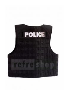 Rompi Polisi RPL3 Nyaman Bahan Berkualitas Jahitan Rapi