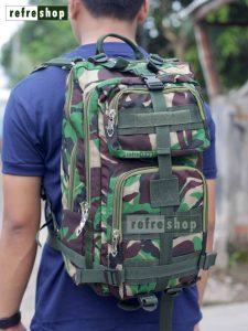 Tas Army Punggung Tactical Multifungsi Ransel Militer Laptop PV423HD