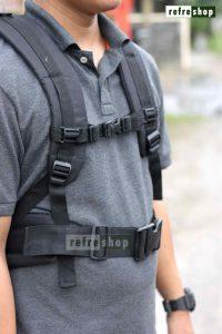 Tas Ransel Army PV341HD Multifungsi Tactical Punggung Laptop Kain Tebal Waterproof