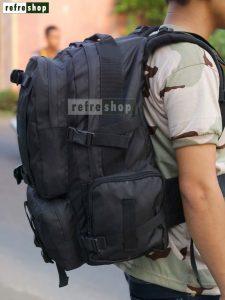 Tas Multifungsi Tactical Army Ransel Militer TNI Polisi Punggung Laptop Kain Waterproof Awet Berkualitas PV421HD