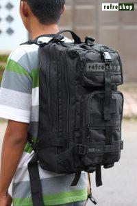 Tas Punggung Militer Tactical Army TNI Polisi PV234HD Stlylish Nyaman Bahan Berkualitas Awet