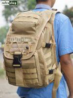 Tas Army Tactical Multifungsi PX335 Kain Waterproof Awet Berkualitas Ransel Militer TNI Polisi Punggung Laptop