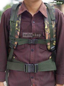 Tas Tactical Multifungsi Ransel Militer TNI Punggung Laptop Army Kain Waterproof Awet Berkualitas PV203HD