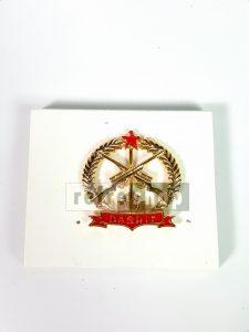 Brevet Pin Dasrit BPDSR3501HM Kokoh Kuat Elegan Mewah Berkualitas