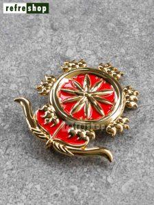 Emblem Baret Kostrad TNI AD EBKT5001HM Kokoh Kuat Awet Elegan