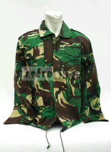 Jaket Loreng Militer Korea JMT3 Nyaman Awet Berkualitas