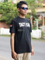 Kaos Tactical Army Adem Lembut Nyaman Cotton Tebal Militer TNI Polisi KTC0102DD Awet Berkualitas