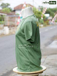 Kaos Linmas Hijau KLNH2 Nyaman Lembut Adem Tahan Lama Berkualitas