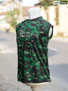 Kaos Loreng Tactical Army KLHR1 Nyaman Adem Murah Grosir
