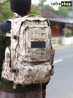 Tas Tactical Army Militer TNI PX327SC Multifungsi Waterproof Kuat Awet