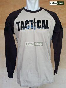 Kaos Tactical Army Nyaman Lembut Awet Berkualitas Cotton Tebal KTCP0102DD