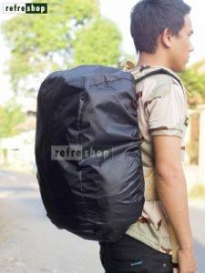 Raincover Bag Waterproof Awet Berkualitas Mantel Tas Tahan Air Hujan RCB02TP