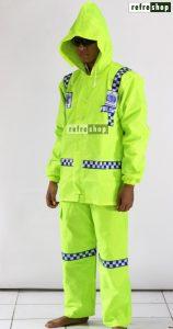 Jas Hujan Berkualitas Awet Mantel Pelindung Hujan Tahan Bocor JHYL02PL Refreshop