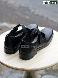 Sepatu Pantofel Wanita Kulit Elegan Awet Nyaman Kokoh Berkualitas Paskibraka SPWH0101