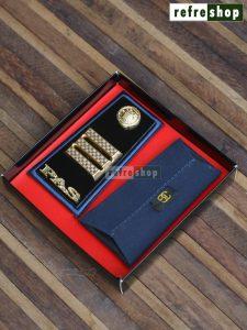 Tanda Pangkat Polsuspas Elegan Mewah Polisi Khusus Lapas Gol 3C Berkualitas PKHM0201DCGG Refreshop