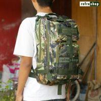 Tas Ransel Army Tactical Punggung Laptop Awet Berkualitas PV243HD Refreshop