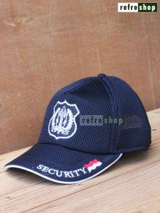 Topi Security Jaring Awet Satpam Nyaman Berkualitas TPJSC0302NR Refreshop