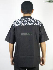 Baju Muslim Baju Pria Baju Koko Baju Taqwa Baju Lengan Pendek Nyaman Berkualitas MFP10302YH
